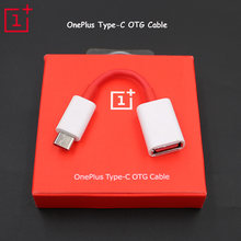 Original 1+ Oneplus 5T 3 3T 6 Type C OTG Cable Support Pen Drive/U DISk/Mouse Type-C OTG Adapter For Oneplus 2 3 37 5 5T 6 6T(China)
