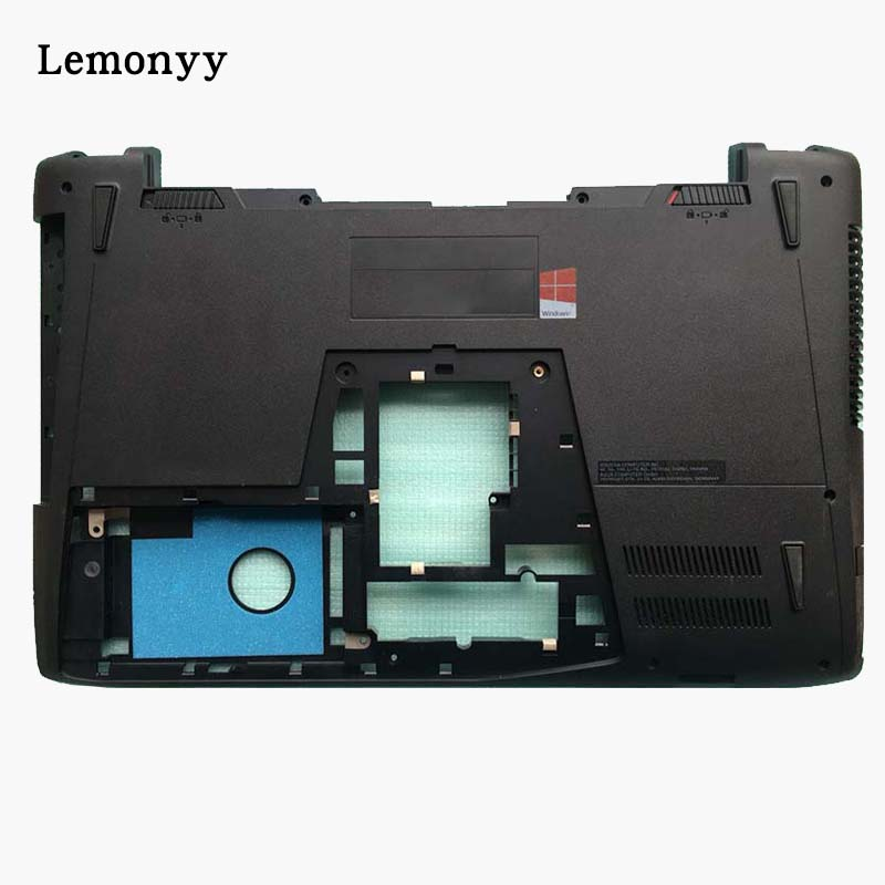 NEW Laptop bottom case for ASUS GL552 Series GL552 GL552JX GL552VX GL552VL GL552VW D shell ноутбук asus gl552vw cn866t