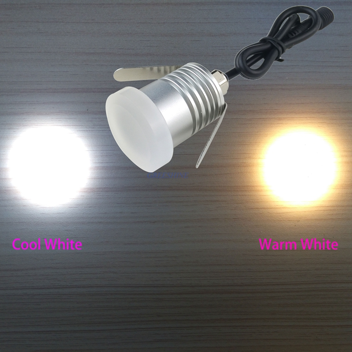 IP67 Outdoor Recessed LED Wall Lamp DC12 24V 0 5W LED FLoor Light Waterproof LED Stair