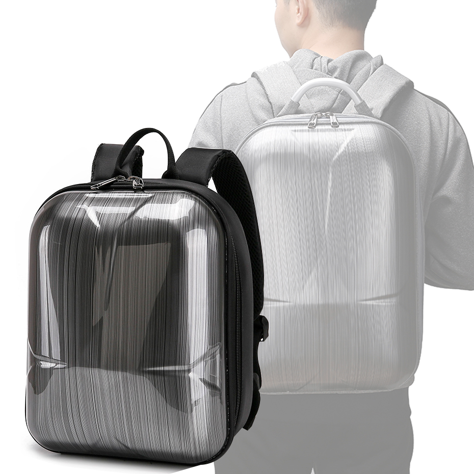 Pour Xiao mi Fi mi X8 SE Drone sacs EVA sac de transport en peau dure sac à dos Fi mi X8 SE RC quadrirotor sac à main étanche sac sangle