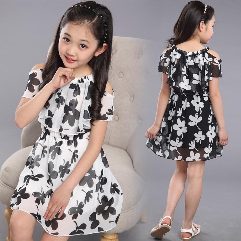 big-girls-dress-Summer-2017-New-Childrens-Clothing-Kids-Flower-Dress-Chiffon-Princess-Party-Costume-Girls-7-8-9-10-11-12-Yrs-3