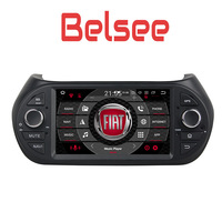 Belsee Car Radio Multimedia Player Android 8.0 DVD GPS Navigation Stereo for Fiat Fiorino Citroen Nemo Peugeot Bipper 2008 2015