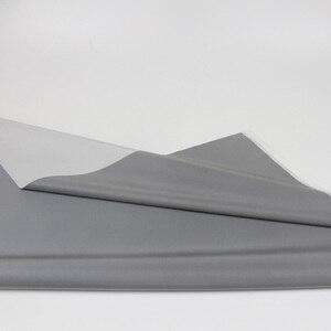 Image 2 - Tragbare Projektor Bildschirm Reflektierende Stoff Tuch Projektion Vorhang Hoch Erhöhen Helligkeit für Niedrigen Lumen Projektoren