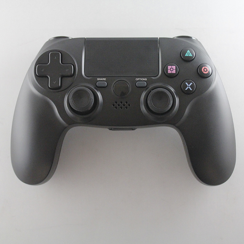 Wireless Bluetooth Gamepad Double Vibration Controller For PS4 Wireless Wired Connection Game Joystick Digital Simulation Mode