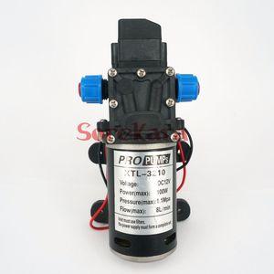 Image 1 - T YB bomba de agua de diafragma, refuerzo autoaspirante, interruptor de presión automático, 300L/H, DC 12V, 100W, para lavado de coche