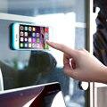 Mágico anti-gravedad caja del teléfono para iphone 6 6 s 7 7 plus 5S so para samsung galaxy s6 s7 edge nano adsorbido de succión del coche cubierta