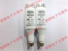 Original novo 100% E16 5SA RO24 genuíno 2A 500 v tipo parafuso fusível de cerâmica fusível fusível núcleo