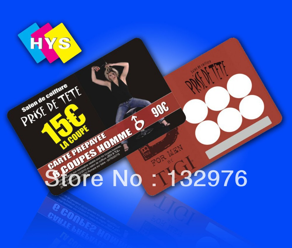 High quality Discount Cards for Business card supply -in IC/ID Card ...