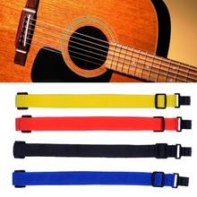 Adjustable Ukulele Strap With Hook For All Size Ukuleles 4 Colors Use Nylon Make Sense Comfortable Musical Instruments Parts