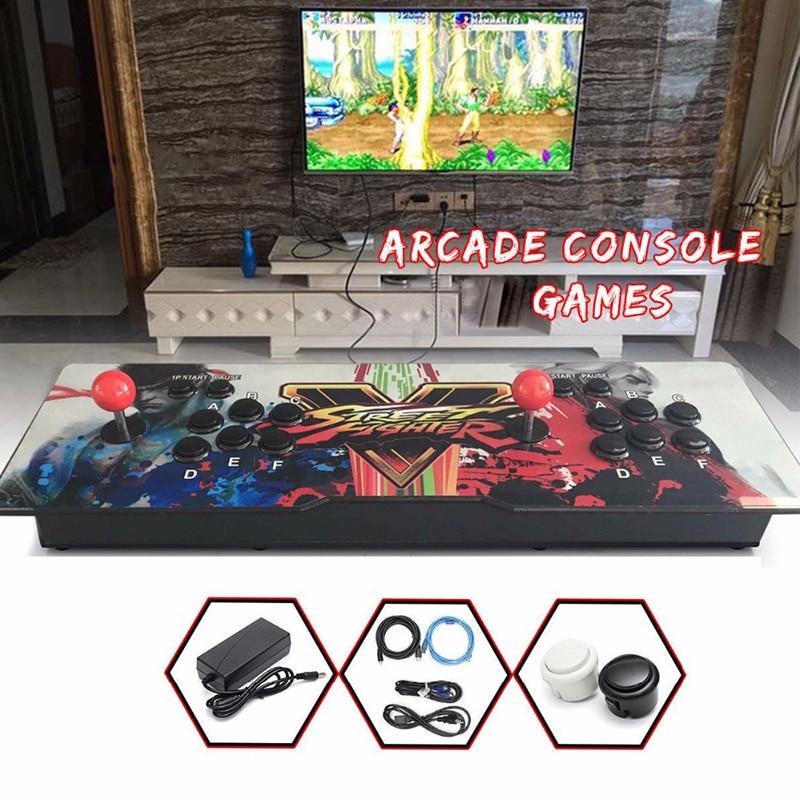 1399 Rétro jeux vidéo Tout en Un Double Bâton Console pandora box