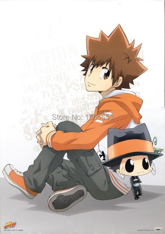 Anime katekyo hitman reborn cosplay costumes Sawada Tsunayoshi costume hoodie anime cosplay Halloween costume