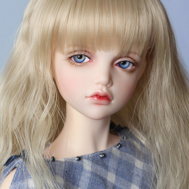 SuDoll New Fashion Style 1/4 BJD Doll BJD/SD Beautiful Doll For Baby Girl Gift Present handsome grey woolen coat belt for bjd 1 3 sd10 sd13 sd17 uncle ssdf sd luts dod dz as doll clothes cmb107