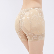 Pants new low waist padded hip shaping body  briefs  hips fa