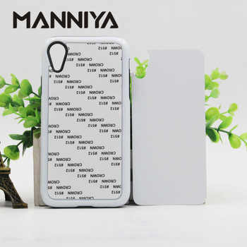 MANNIYA Blank Sublimation Tough Dual 2 in 1 TPU+PC Phone Case for iphone XR with Aluminum Inserts Free Shipping! 50pcs/lot - DISCOUNT ITEM  0% OFF All Category