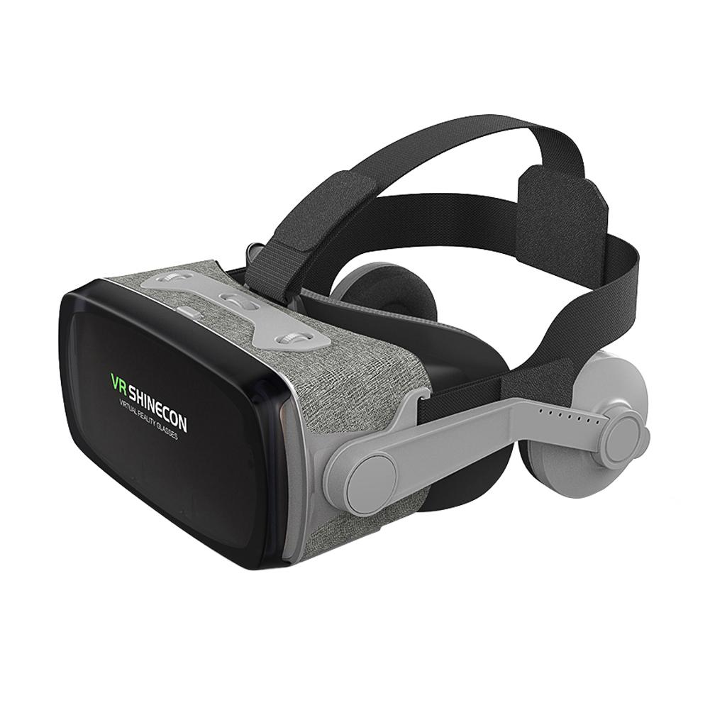 NICE Virtual Reality 3D Goggles Helmet Headset Game Movie VR Glasses for Smartphone
