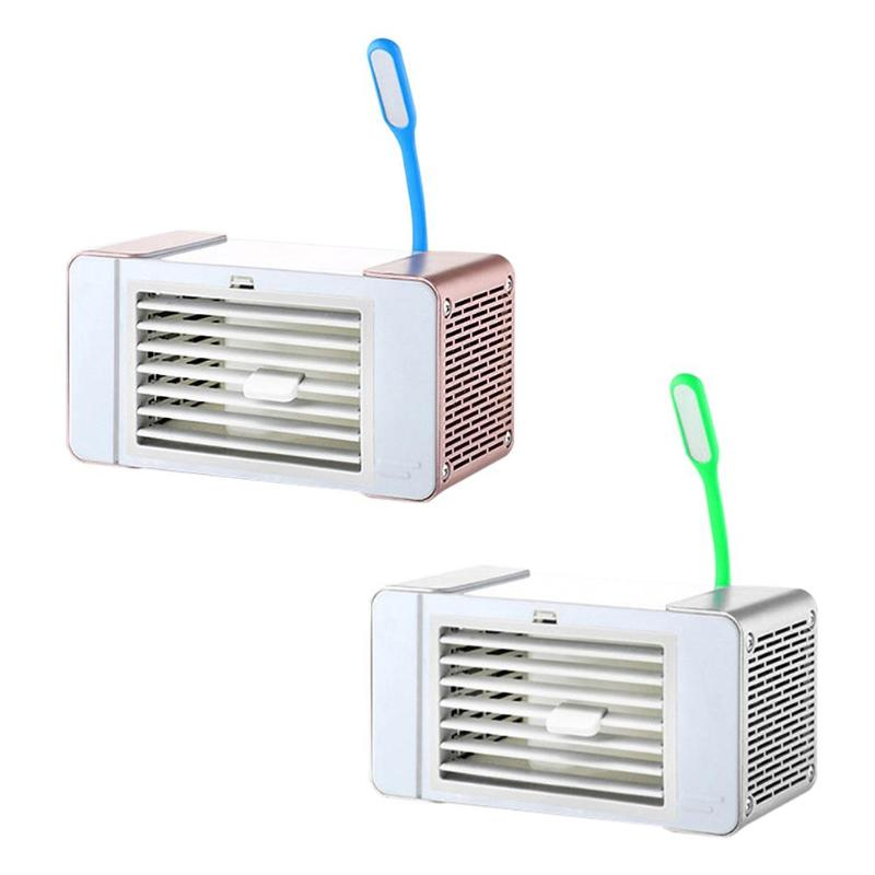 LED Arctic Air Refroidisseur 2 USB Port Climatiseur Dispositif Humidificateur Purificateur