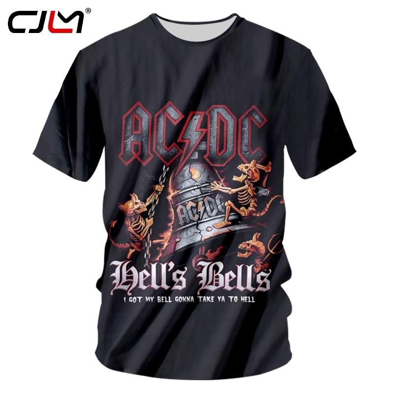 Sleep Shirt Heavy Metal Music AC//DC High Voltage Womans Tank