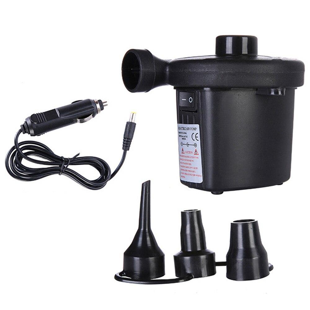Auto Aufblasbare Pumpe 12 v Auto Elektrische Luftpumpe für Boot für Gebläse AUGU24