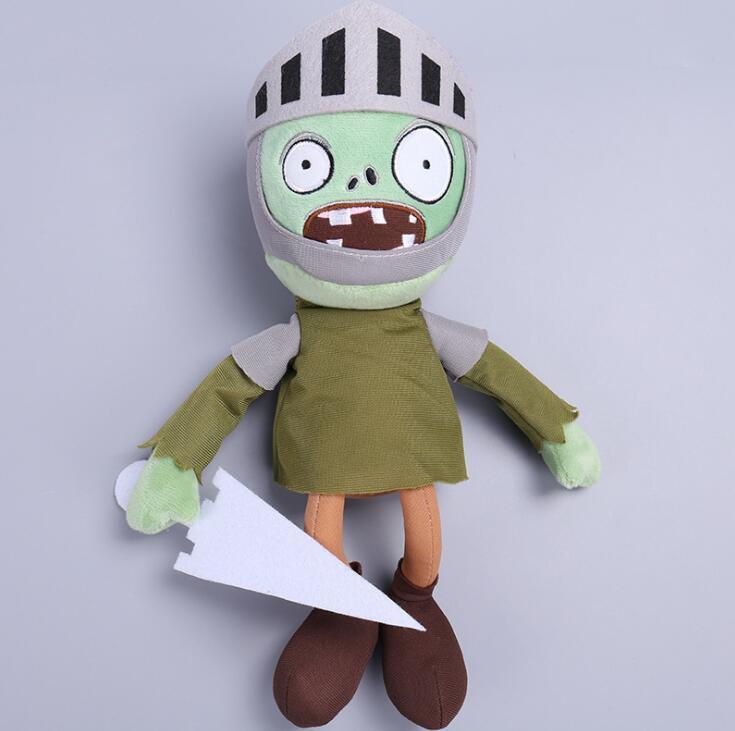 27 стилей Растения против Зомби Плюшевые игрушки 30 см Растения против Зомби мягкие плюшевые игрушки куклы детские игрушки для детей Подарки вечерние игрушки - Цвет: 002