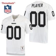 0094347273510 Salto Jersey hombre Jersey de Oakland de fútbol americano Jersey  personalizar cualquier nombre de número tamaño S-XXXL Color bla.