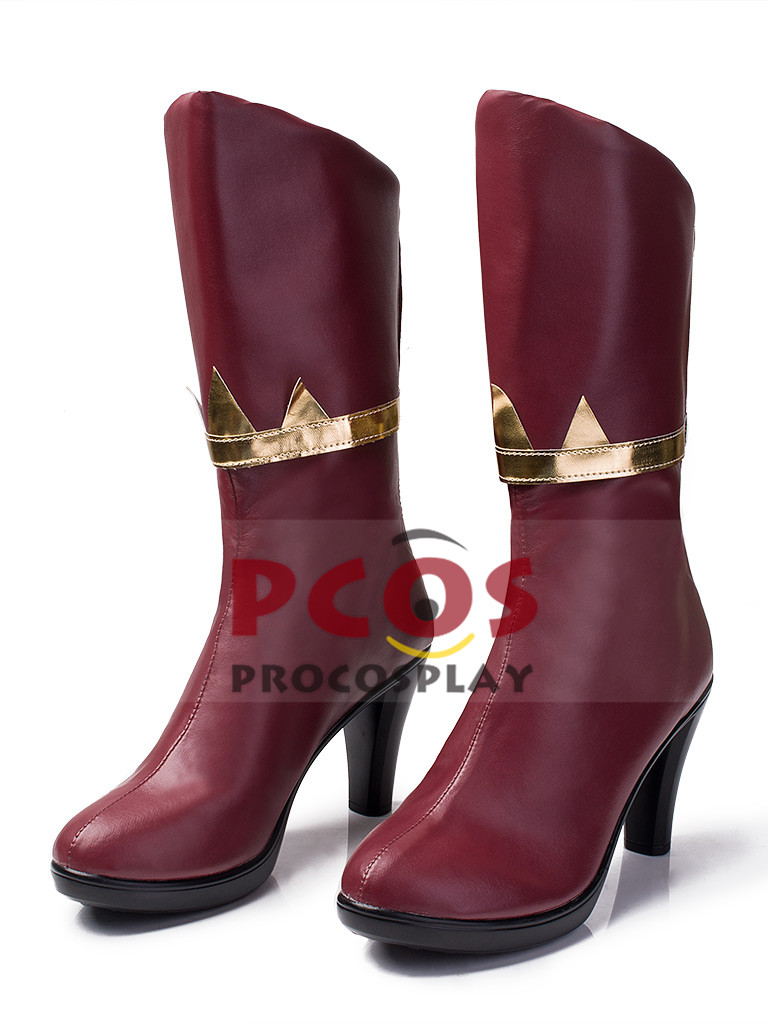 Boots mp003502 RWBY Pyrrha Nikos Cosplay Shoes