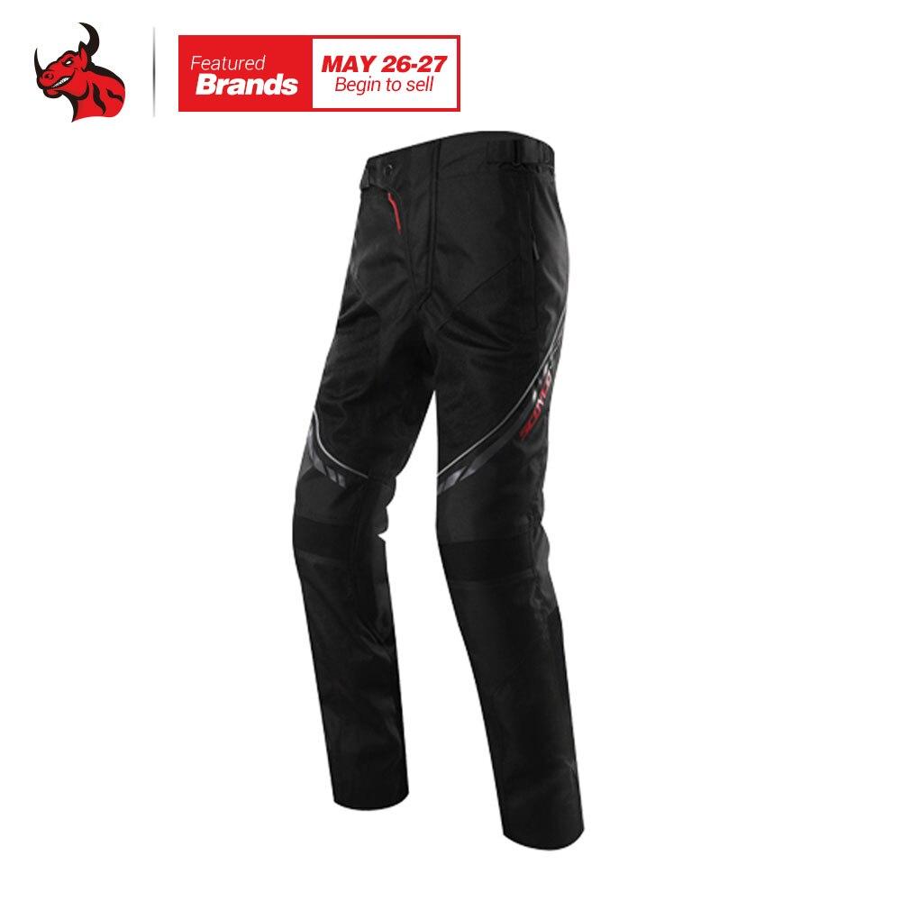 SCOYCO Motorcycle Pants Motocross Pants Enduro Riding Trousers Men's Off-Road Racing Pants Casual Pants With CE Kneepad M-XXXL scoyco mens motorcycle pants racing trousers winter summer p028