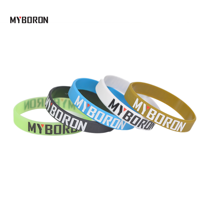 Myboron 5pcs Sports Wrist Strap Wide Thin Two Standard Weightlifting Bracelet Gym Fitness Training Running Jogging Equipment Sales Of Quality Assurance Weight Lifting Fitness & Body Building