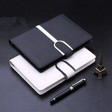 Harphia binder planner criativo a5 recarregável espiral solta folha caderno viagem diário cor contraste filofax agenda