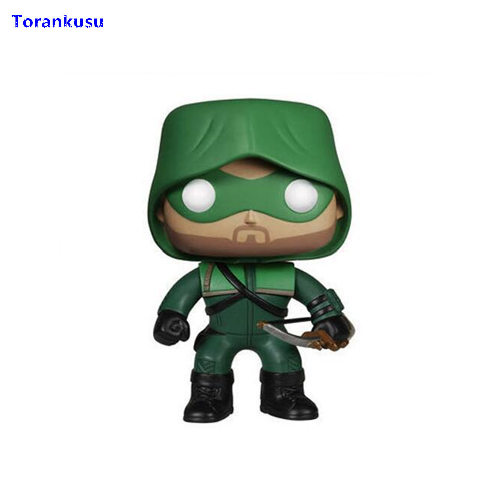 The Green Arrow 207# Collectible Action Figures PVC Hot Toys For Children Doll Man Gift For Birthday Model Figuras Anime XP