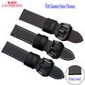 Laopijiang Garmin fenix chronos with kulong waterproof watch accessories 22mm