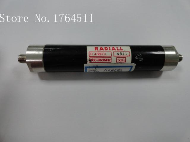 [BELLA] RADIALL R438031 400-960MHz RF Microwave Bandpass Filter SMA (F-F)