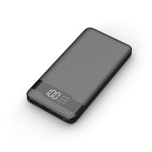 For iPhone Xiaomi Power Bank External 10000mAh 2.4A Quick Ch