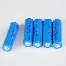 5 шт. 3,6 В liSOCL2 литиевая батарея ER14505 AA ER 14505 PCL Dry cell 2700 мАч заменить для SAFT LS14500 tadiran TL-5903 ER6V