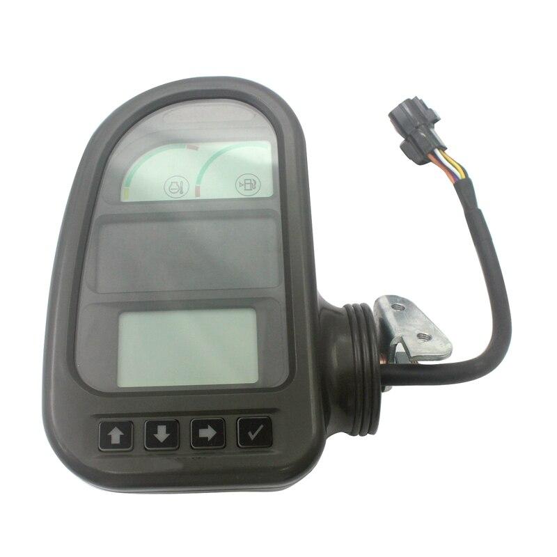 Zaprogramowany panel wyświetlacza monitora ECU VOE 14390065 dla koparki Volvo EC210 EC210B EC210BLC