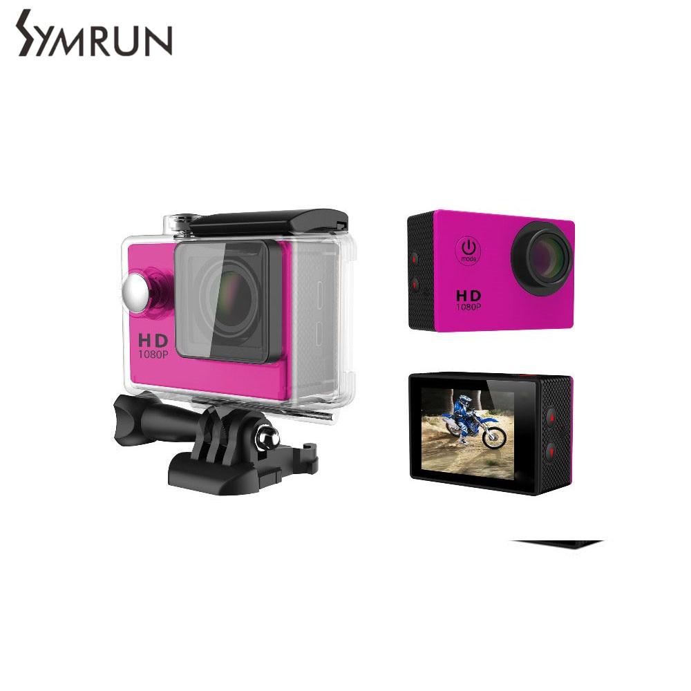Symrun SJ4000 Mini Cámara 1080 P Full HD Cámara de la Acción del Deporte DV Cáma