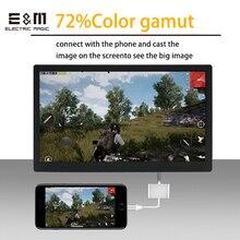 HDR 17.3 inch 1920*1080 Monitor NTSC 72% Game Screen IPS Display Speaker LCD Mac Mini