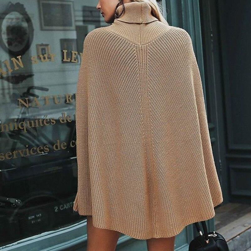 Inverno Delle Pullover Mantello 6