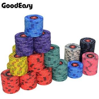 Multi Color Poker Chips 1