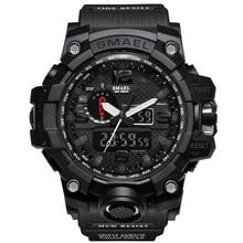 Moda Hombres Reloj Marca G Estilo LED Natación Deportes Militares Relojes S-shock hombres Analógico de Cuarzo Reloj Digital relogio masculino