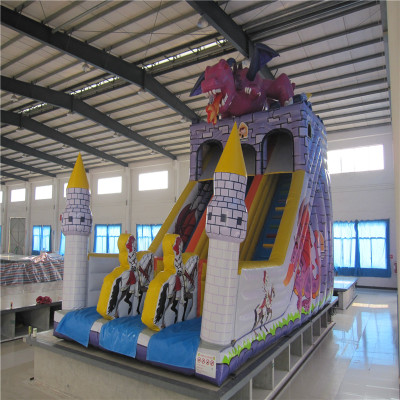 inflatable commercial bouncer trampoline commercial inflatable bouncer jumping bounce house inflatable trampoline with slide for party