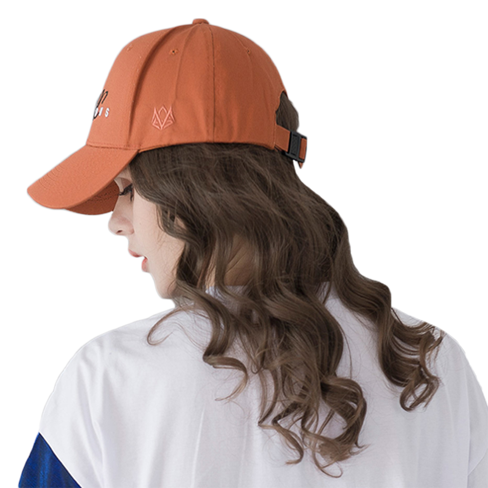 JOEJERRY Embroidery Letters Baseball Cap Women Youth Cotton Snapback Caps Orange Black White Baseball Cap Sport Male Female