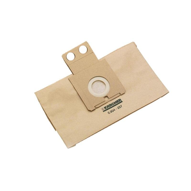 1 piece kaecker Vacuum Cleaner Dust Bag Paper Filter Bag for karcher rc3000