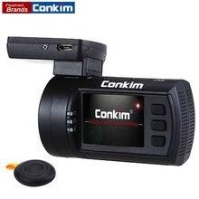 Conkim видеорегистратор автомобильный тире Камера gps Новатэк 1080 P 60FPS Ultra HD цифровой видео Регистраторы супер конденсатор регистратор Cam Mini 0906 s