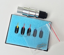 1 st snijden blade holder voor Graphtec CB09 silhouet cameo craftrobo + 2 ST 45 Graden + 2 ST 60 De + 1 ST 30 De vinyl messen