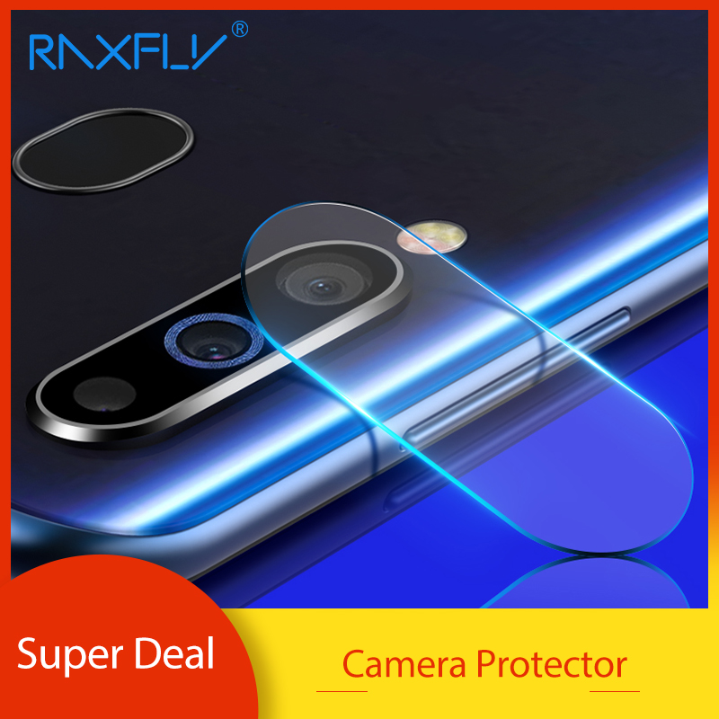 RAXFLY Lens Tempered <font><b>Glass</b></font> Protector For <font><b>Samsung</b></font> S10 S9 S8 Plus Note <font><b>8</b></font> 9 M20 Screen Protective Film For <font><b>Samsung</b></font> A7 A9 J8 J4 <font><b>2018</b></font> image