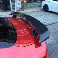 A5 S5 изменение R Стиль углерода Волокно задний спойлер багажника Car крыло для Audi A5 S5 2008 2016
