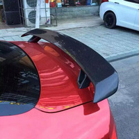 A5 S5 изменение R Стиль углеродного волокна задний багажник спойлер автомобиля крыло для Audi A5 S5 2008 2016