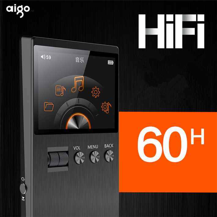 2017 Newest Aigo M6 DSD64 32G Portable Audio Hifi Lossless Music Player High Quality Mini Sport MP3 Player Can Play 60hour Black (15)