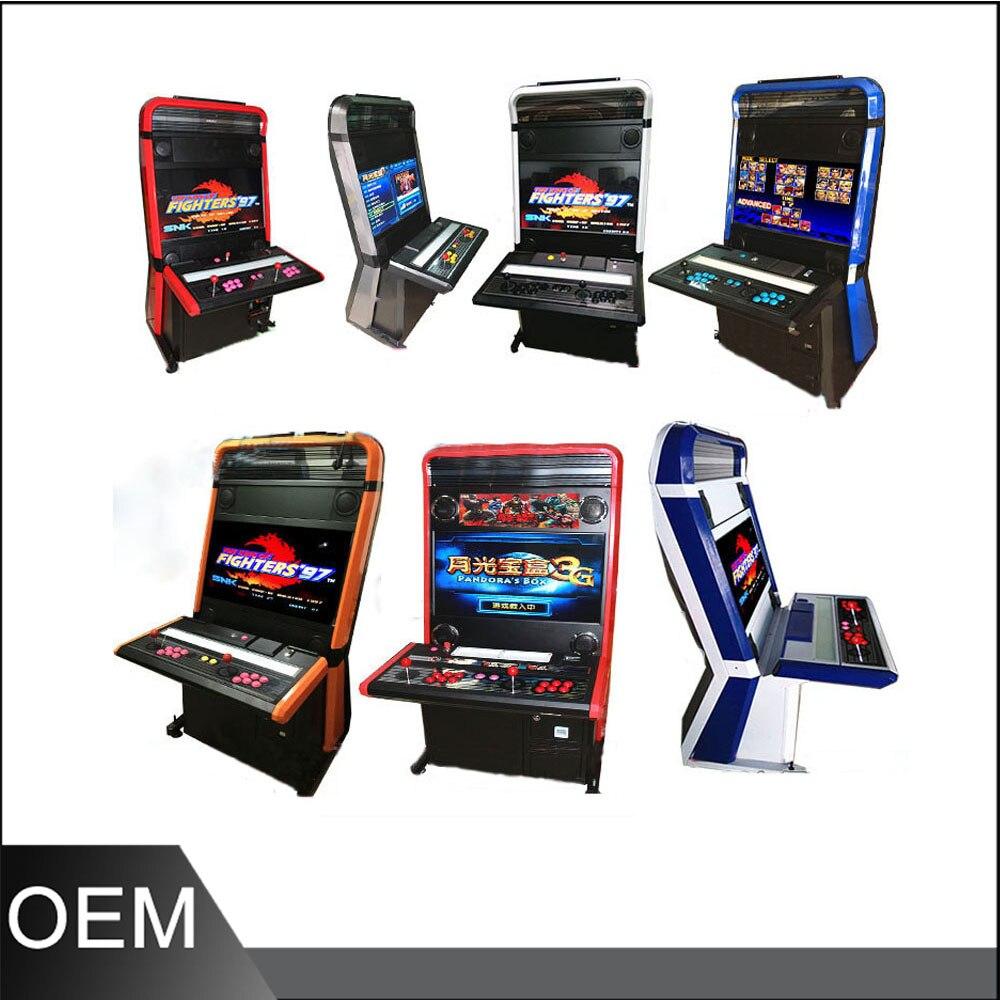 china new innovative product maximum tune arcade game machine using pandora box 4