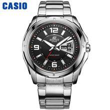 Casio Reloj puntero Reloj de cuarzo hombres de negocios reloj EF-129D-7A EF-129D-1A